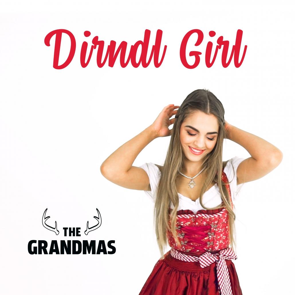 Dirndl girl